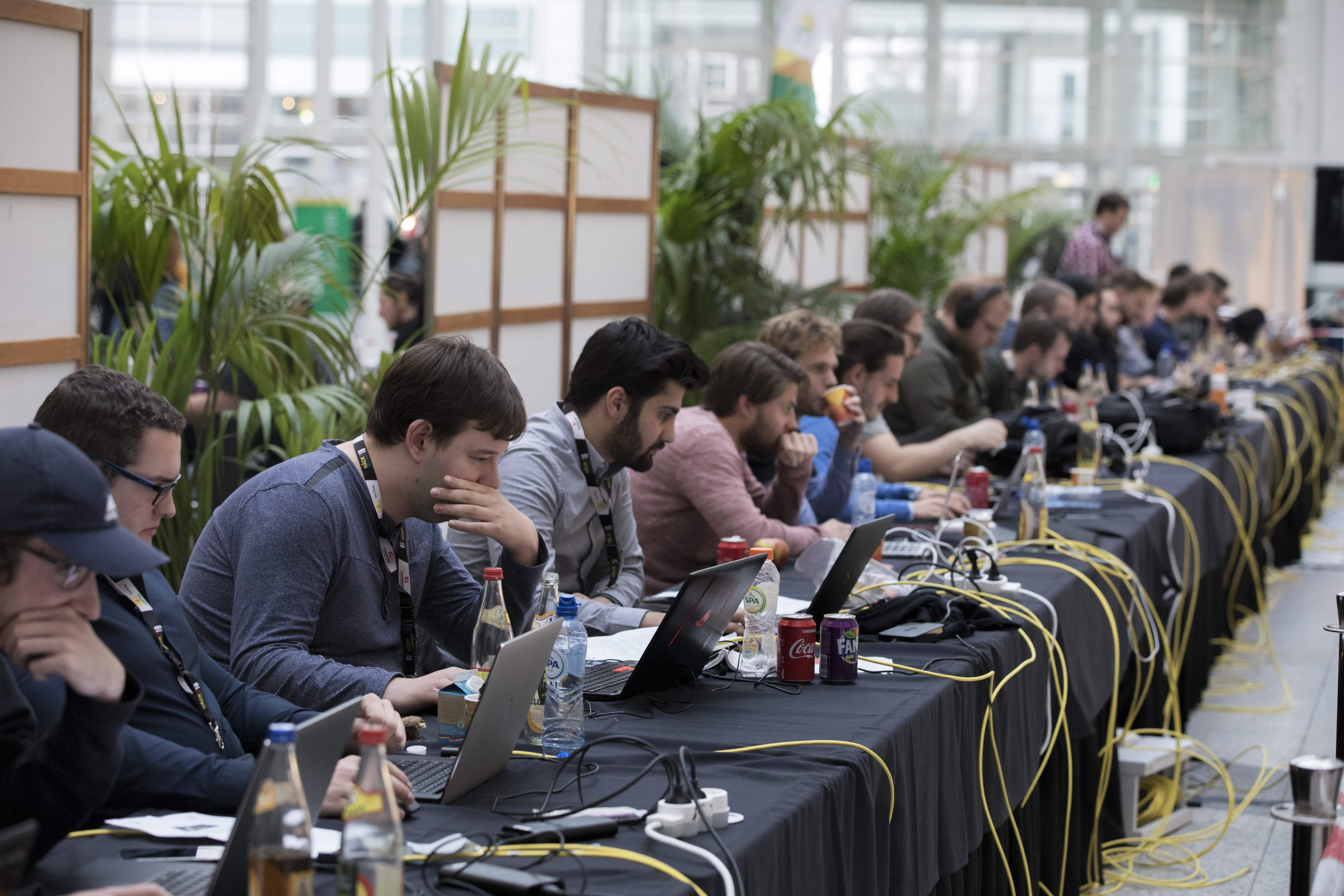THE MUNICIPALITY OF THE HAGUE PASSED DIGITAL TEST BY 45 HACKERS