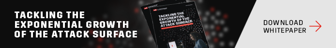 Tackling the Exponential Growth of the Attack Surface - smallBanner