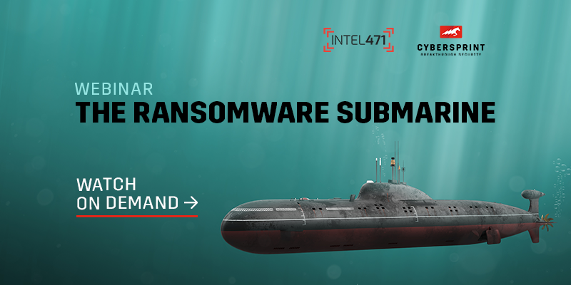 Ransomware submarine - Watch on Demand - Card
